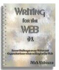 Writing For the Web #1