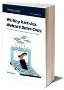 how to write website sales copy